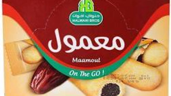 Halwani Maamoul  Date Filled Cookies 40g