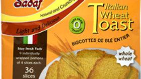 Sadaf Italian Toast Whole Wheat