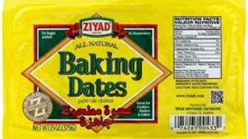 Ziyad Baking Dates/Date Filling 13 oz