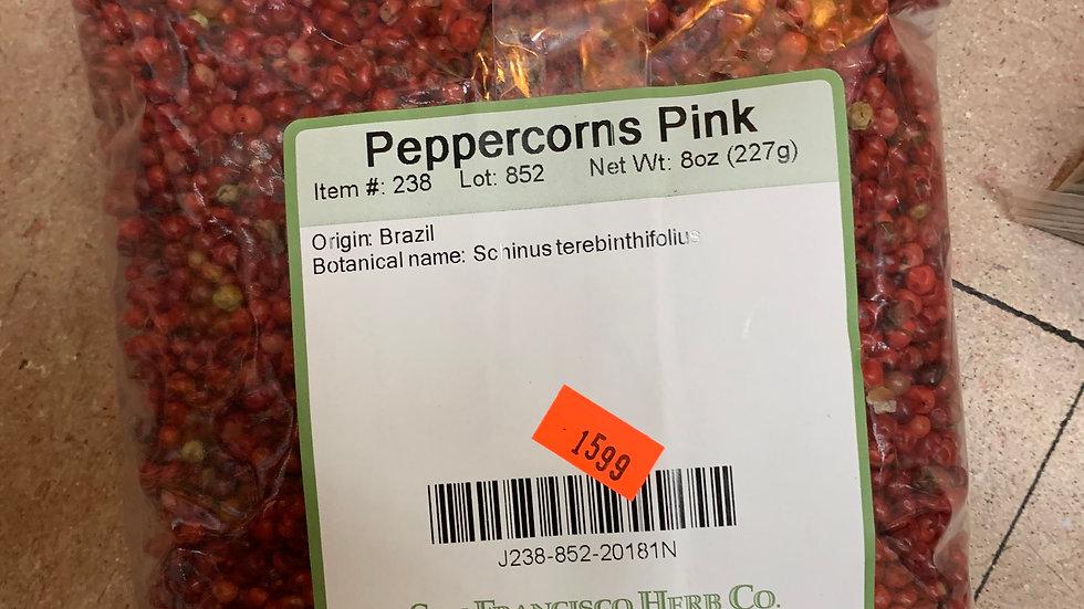 Peppercorns Pink 8 oz