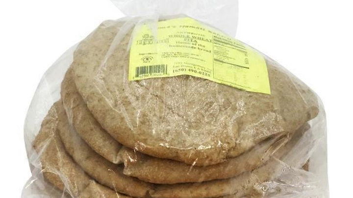 Hamati Whole Wheat Pita Bread