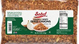 Sadaf Fried Onion Crispy 16oz