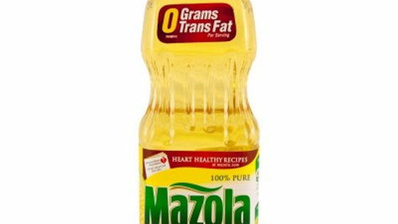 Mazola Corn Oil 24oz