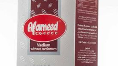 Al Ameed Medium without cardamom 1/2lb