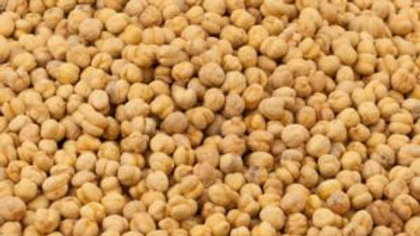 Chickpeas Yellow Roasted and Salted 1 lb