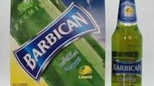 Barbican Lemon 6 pack