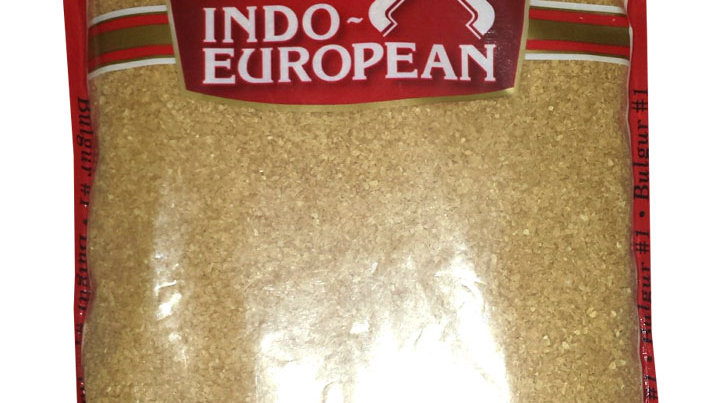Indo-Euro Bulgur #1 24 oz