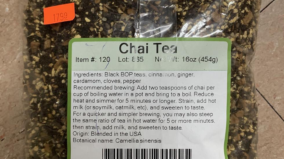Chai Tea 1 lb