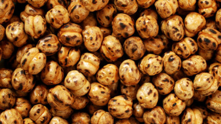 Chick Peas Double Roasted 1 lb