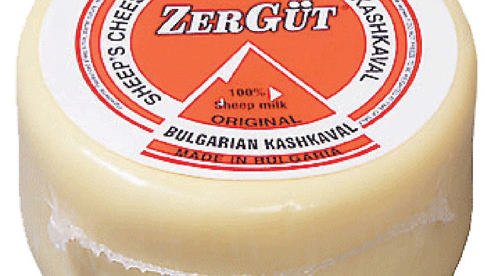 Zergut Bulgarian Kashkaval 500 g