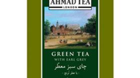 Ahmad Green Tea with Earl Grey Tea 17.6 oz