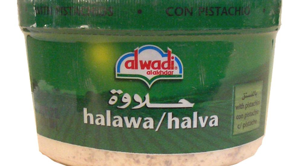 Al Wadi Pistachio Halva 32 oz