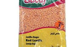 Sadaf Red Lentil Domestic 24oz