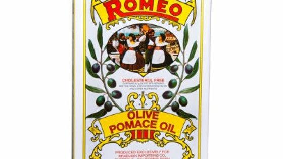 Romeo 100% Pomace Olive Oil 3LT