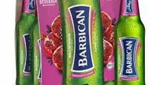 Barbican Pomegranate  6 pack