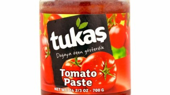 Tukas Tomato Paste Jar 24oz