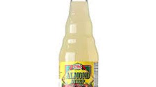 Ziyad Almond Syrup 25 oz Glass Bottle
