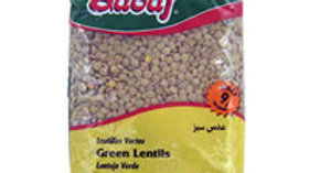 Sadaf Green Lentil 24oz