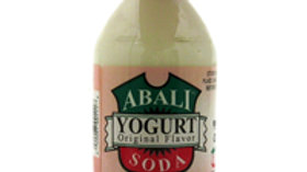 Abali Yogurt Soda Original Red