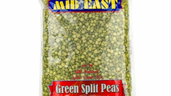 M.E Green Split Peas 24oz