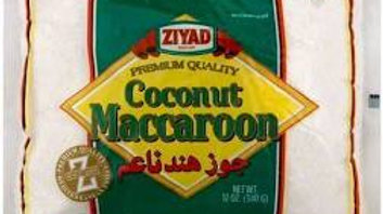 Ziyad Coconut Macaroon 12 oz