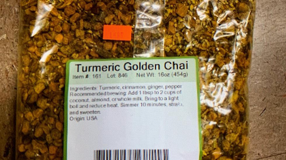 Turmeric  Golden Chai 1 lb