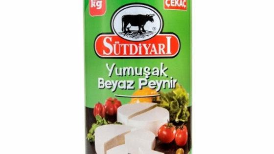 Danish Yumusak Tam Yagli Cheese (Green)