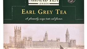 Ahmad Earl Grey Tea 100 Tea Bags (Enveloped)