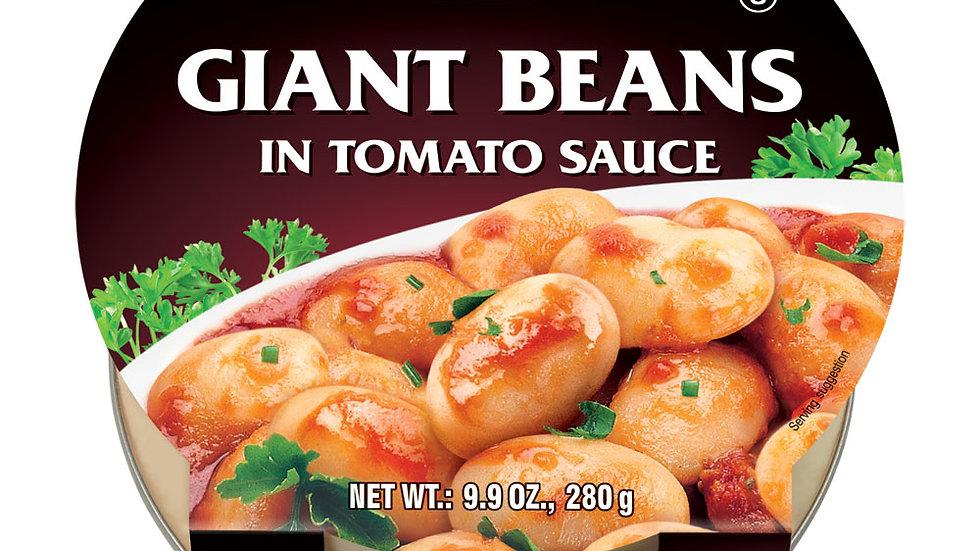 Zergut Giant Beans in Tomatoe Sauce 9.9 oz