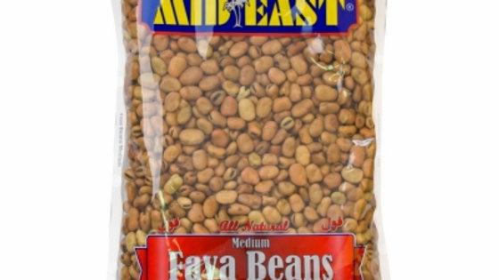 M.E Fava Beans Medium 24oz