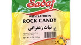 Sadaf w/ Saffron Rock Candy 8oz