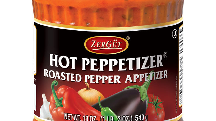 Zergut Hot Peppertizer Dip 19 oz