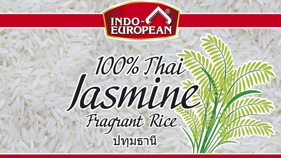 Indo-Euro Fragrant Jasmine Rice 5 lbs