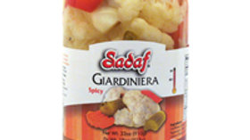 Sadaf Giardiniera Spicy 32oz