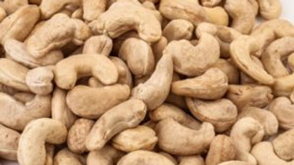 Raw Cashews 1 lb