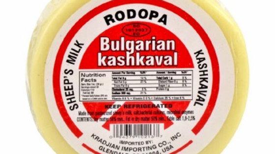 Rodopa Bulgarian Kashkaval