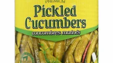Ziyad Premium Pickled Cucumbers (80-100)