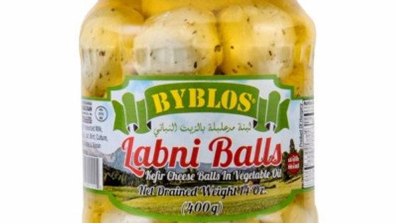Byblos Lebni in Oil w/Mint