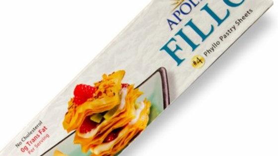 Apollo Fillo Dough 1lb