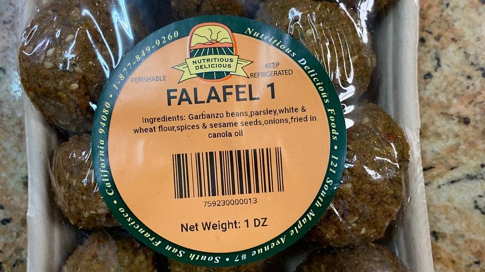 Falafel 1 Dozen