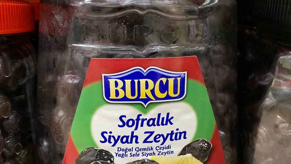 Burcu Black Olives 950g
