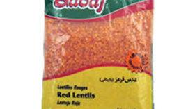 Sadaf Red Lentil Imported 24oz