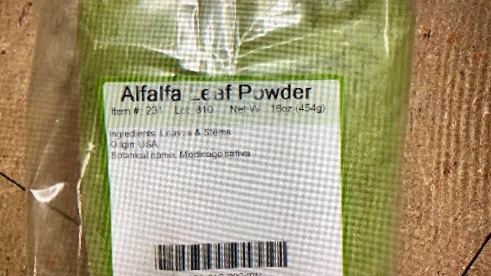 Alfalfa Powder 1 lb