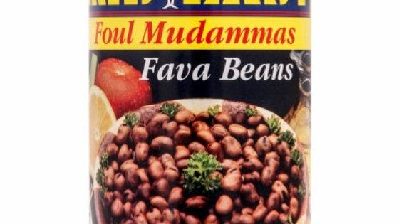 M.E Small Fava Beans Cans 15oz