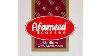 Al Ameed Medium w/ Cardamom 1/2lb