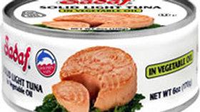 Sadaf Tuna in Vegtable Oil 6oz