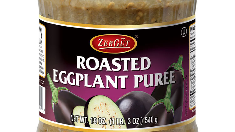 Zergut Eggplant Puree 19 oz
