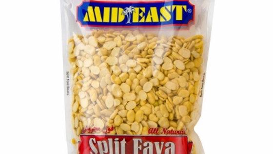 M.E Split Fava Beans 24oz