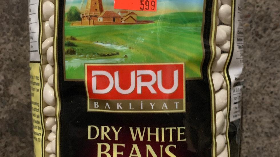 Duru Dry White Beans 35.2 oz