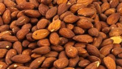 Almond Roasted NO Salt 1 lb